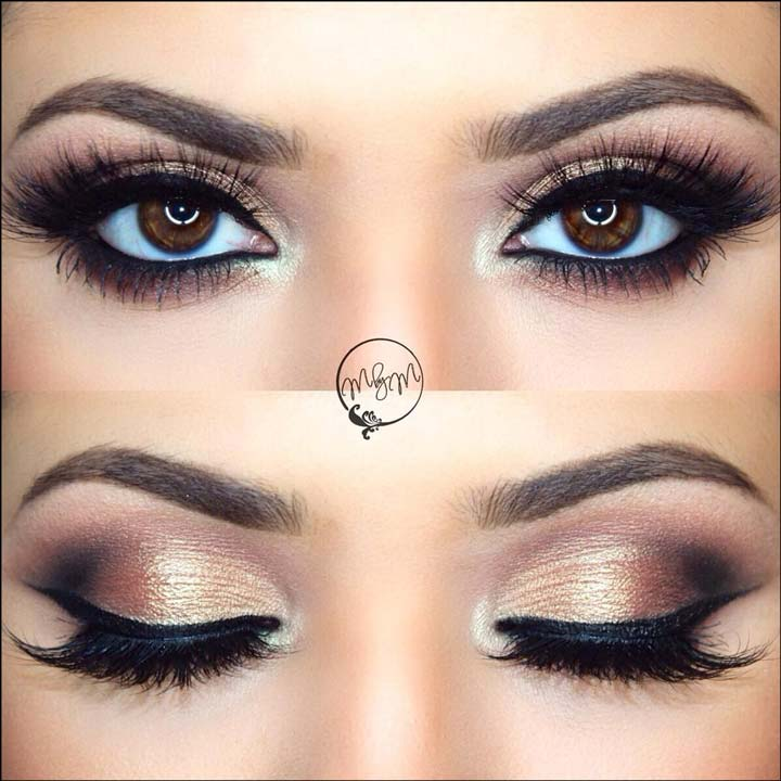 eye makeup for wedding party 10 bridal eye makeup ideas you just can t miss 3961