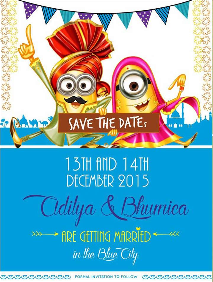 funny wedding invitation ideas 17 invites that'll leave the Funny Indian Wedding Invitation Cards Funny Indian Wedding Invitation Cards #6 funny indian wedding invitation cards
