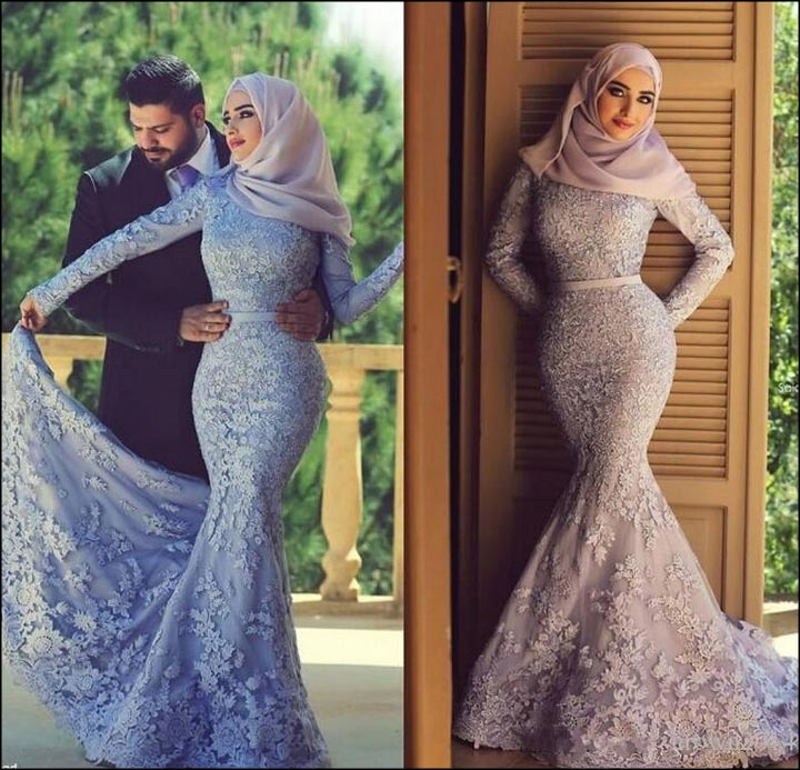 Muslim Bridal Dresses: Top 10 Designer Picks Of 2016