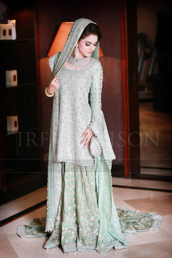 755a556d31 Pakistani Bridal Dresses: 15 Trending Styles To Look Like A Shehzadi
