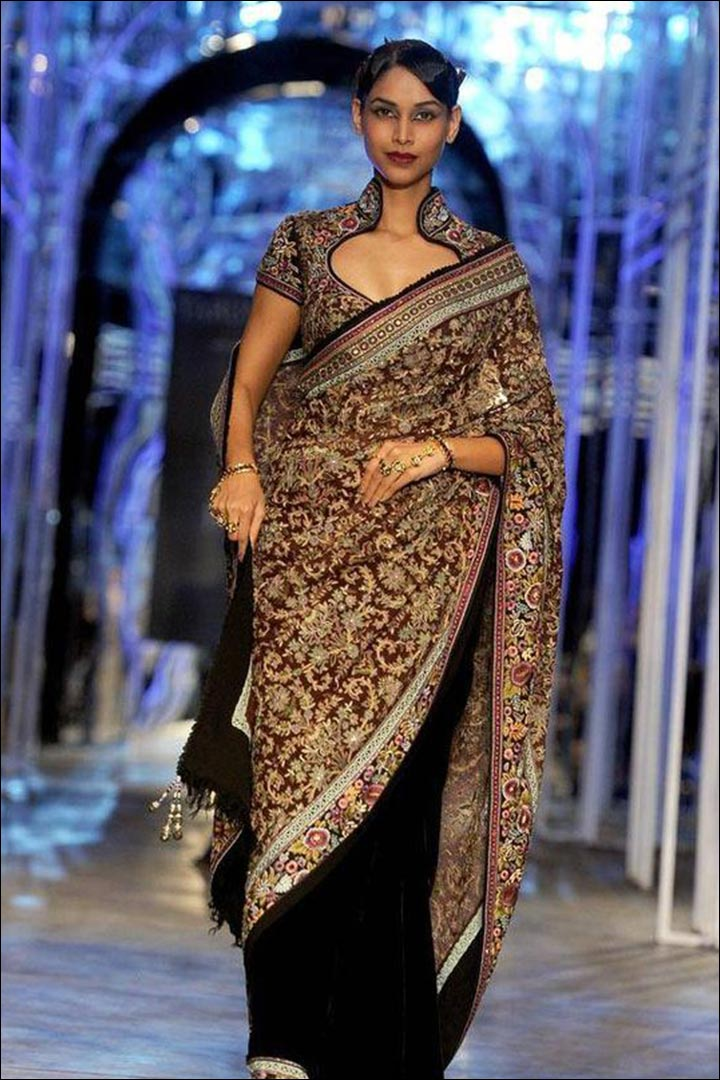 Blouse Necklines All Designs Pictures 2016 44 Types Of Saree Blouses Front Back Neck Designs Blouses Discover The Latest Best Selling Shop Women S Shirts High Quality Blouses