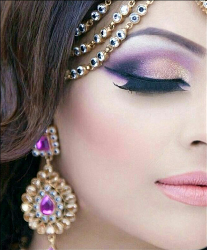 Indian Bridal Eye Makeup: 10 Bridal Eye Makeup Ideas You Just Can't Miss