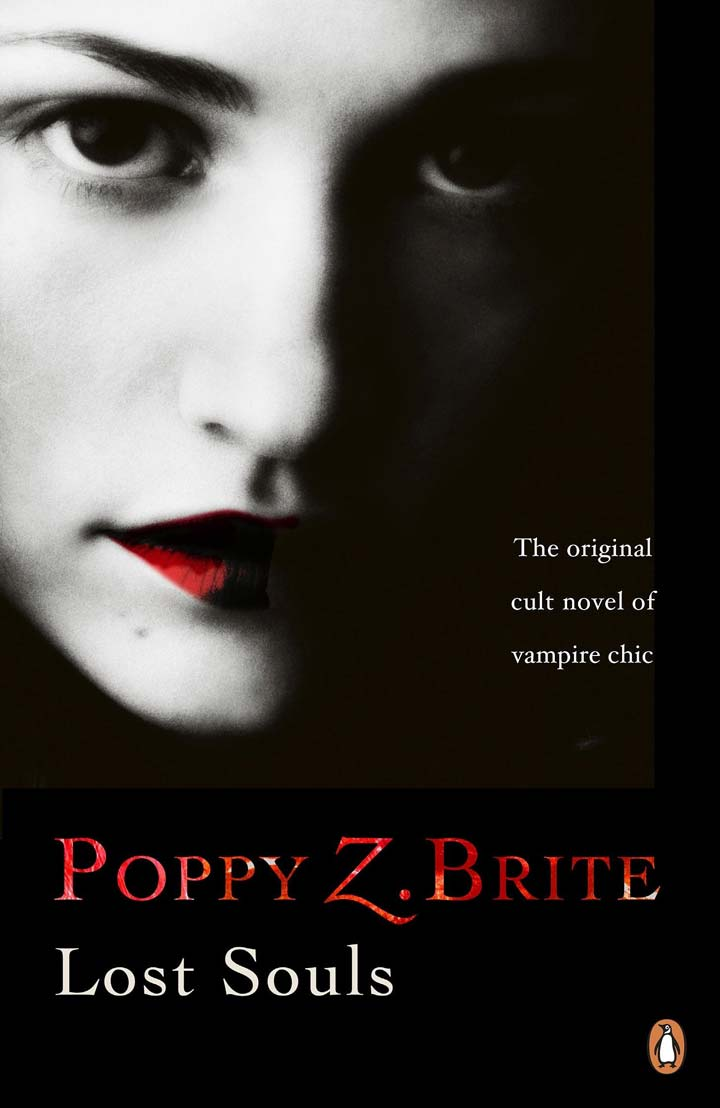 Vampire Love Stories-Lost-Souls-Poppy-Z-Brite