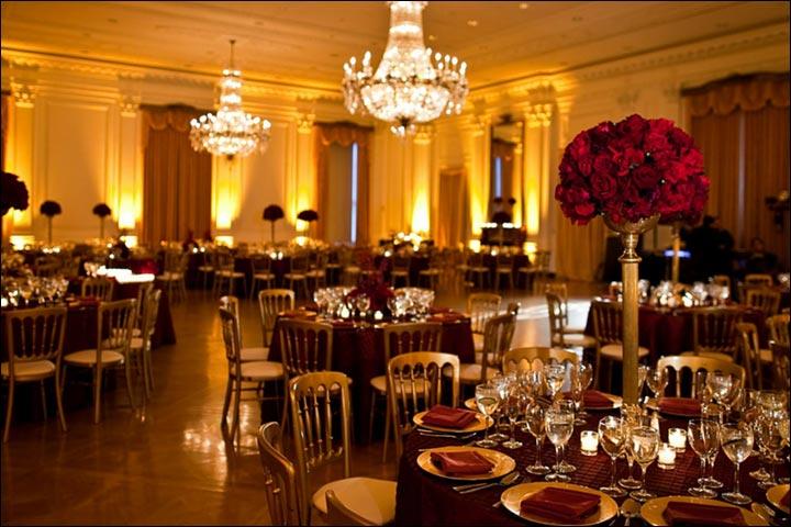 Wedding-decoration-Chandeliers
