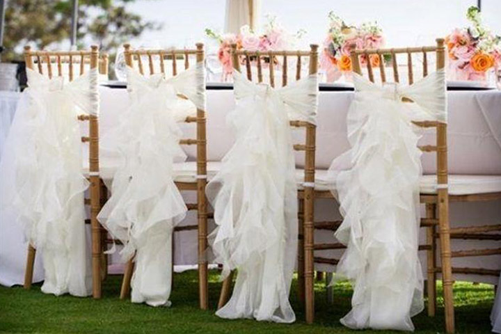 Whimsical-white-wedding-Chair-decoration