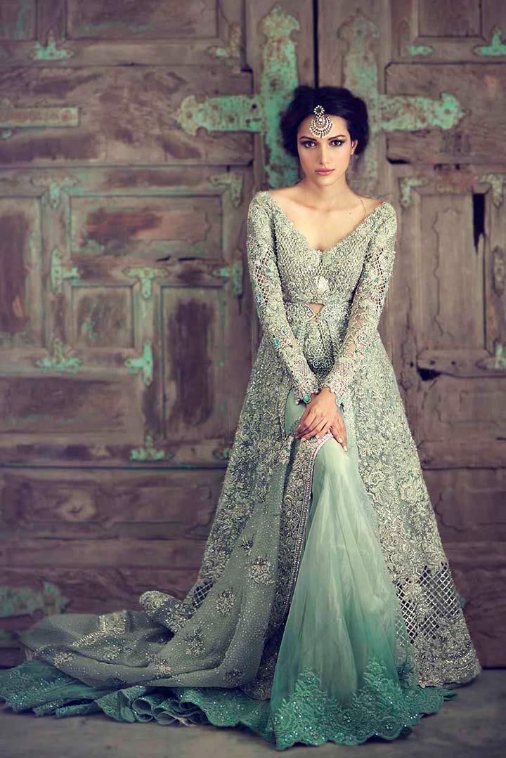 Pakistani Bridal Dresses 15 Trending Styles To Look Like