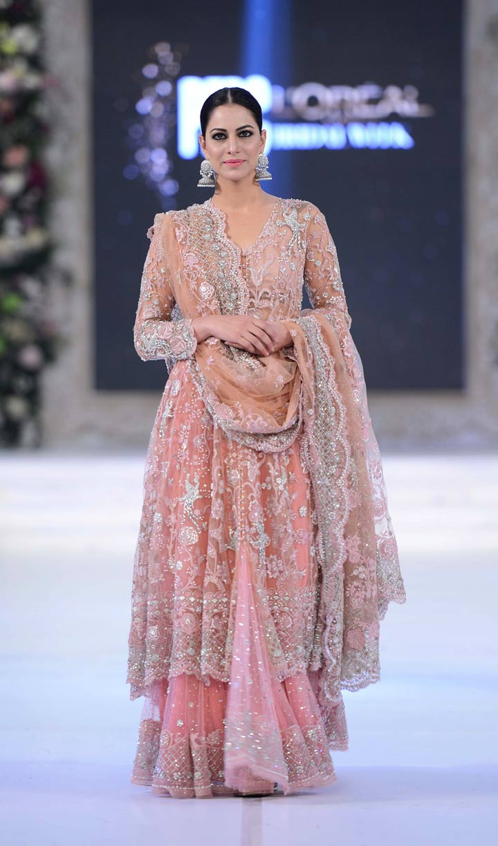 pakistna-bridal dress-pale pink intricately embroidered outfit
