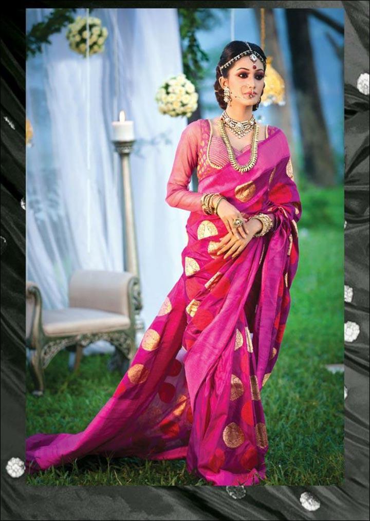 10 Gorgeous Maharashtrian Bridal Sarees That Are In Vogue