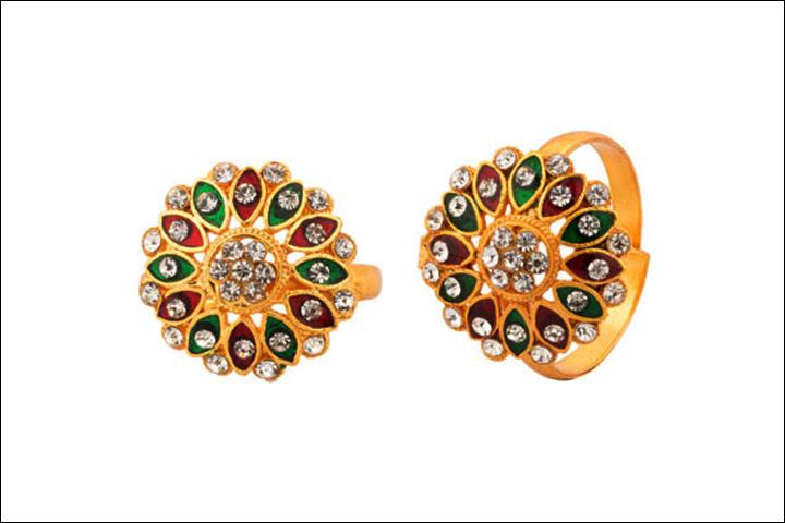 Bichua-rajasthani Jewellery