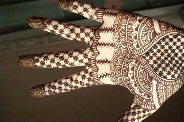 9 latest punjabi mehndi designs that exude charm