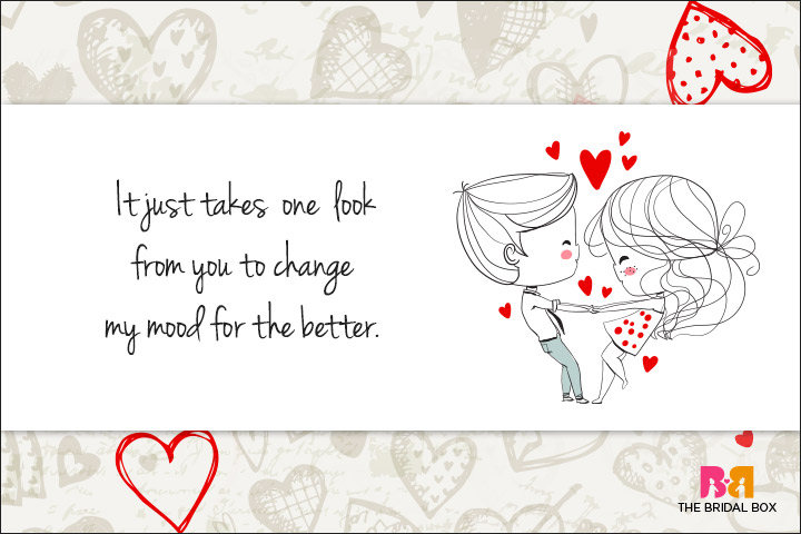 Cute Love Quotes For Her - For The Better
