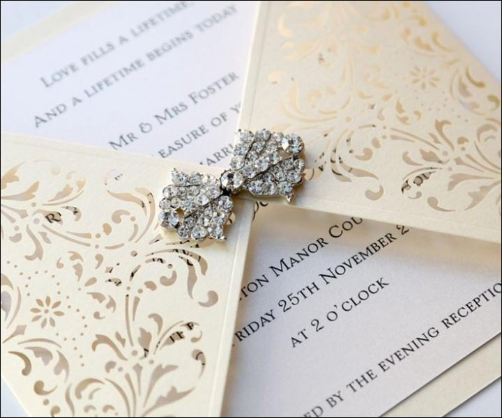 9 fancy wedding invitation cards that ll leave your guests stunned - Fancy Wedding Invitations