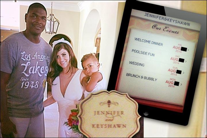 Fancy Wedding Invitation Cards-The-Keyshawn-Invite