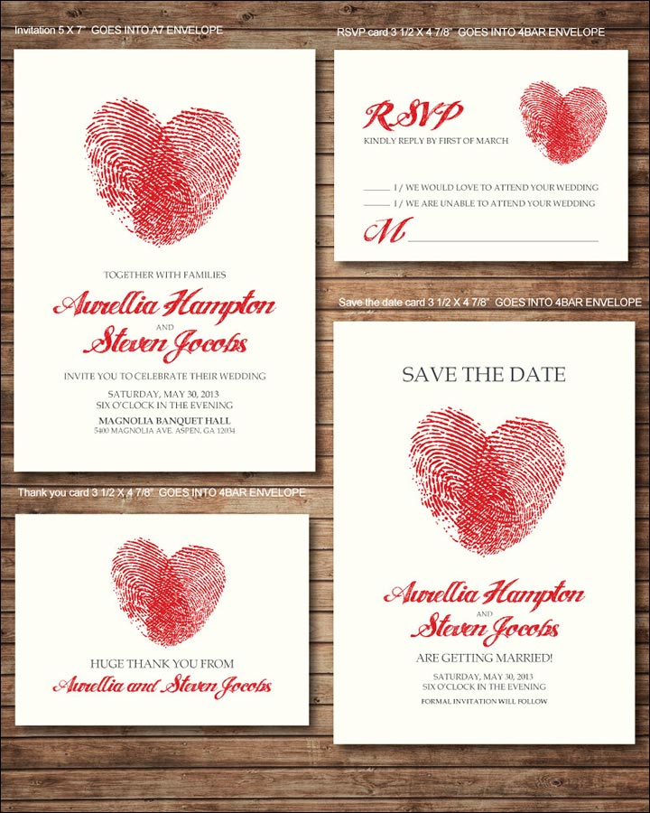 Fingerprint-Hearts-Invite-Heart-Wedding-Invitation