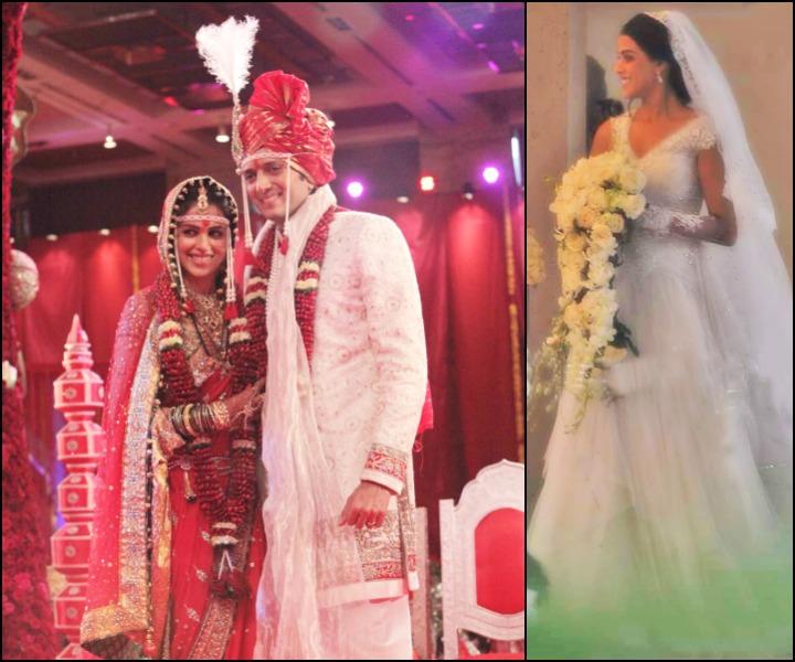 Genelia and ritesh wedding