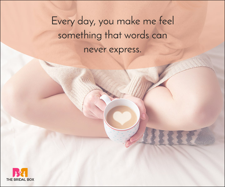 Good Morning Love Quotes - Everyday