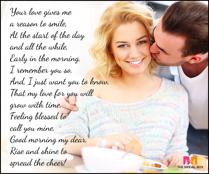 10 Good Morning Love Poems For The Perfect Start