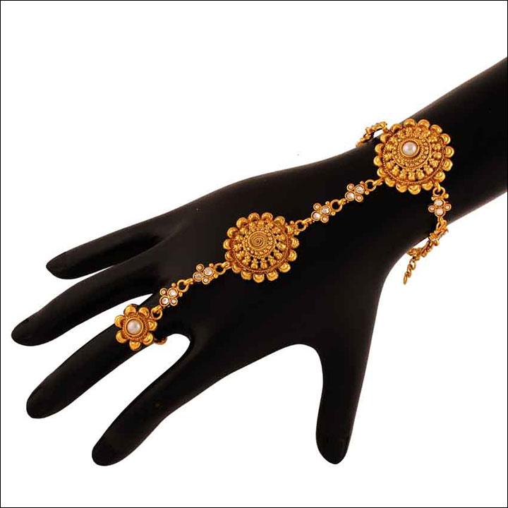 Hath-Phool-rajasthani Jewellery