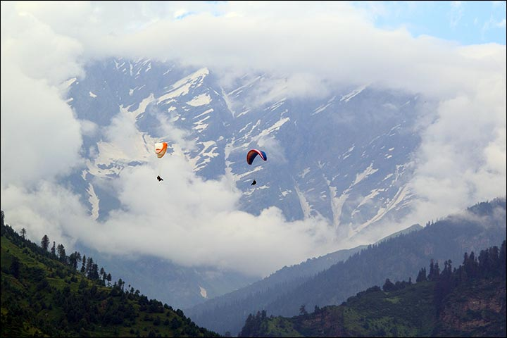 Honeymoon Destinations In India In April - Kullu