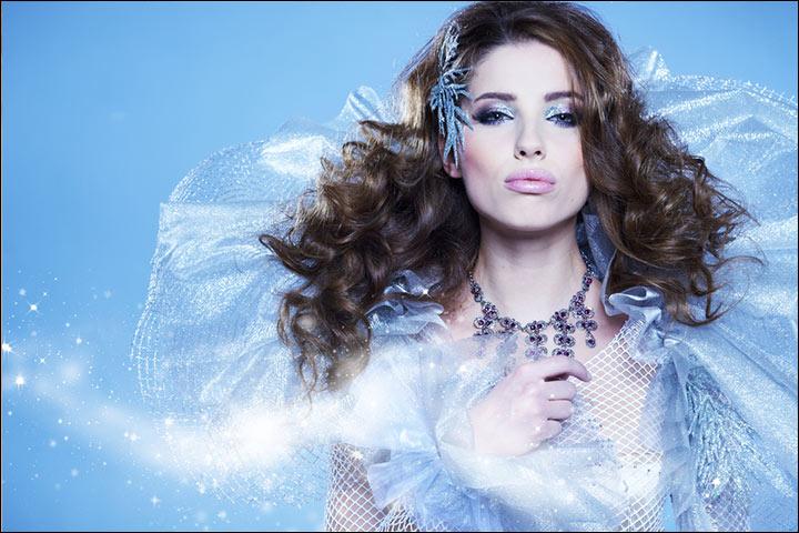Bridal Makeup Looks - The Ice Queen Look