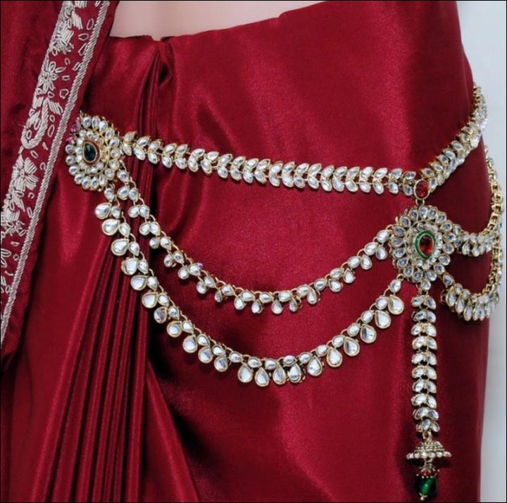 Bengali Bridal Jewellery - Kamarbandh