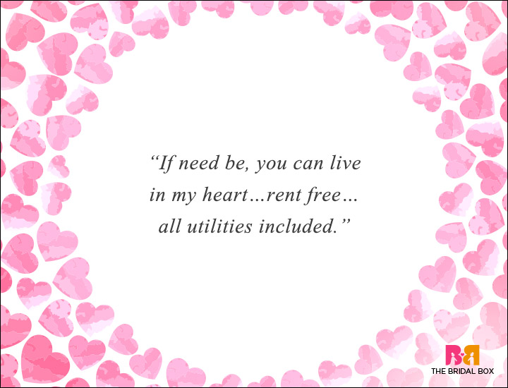 Long Distance Love Quotes - Rent Free