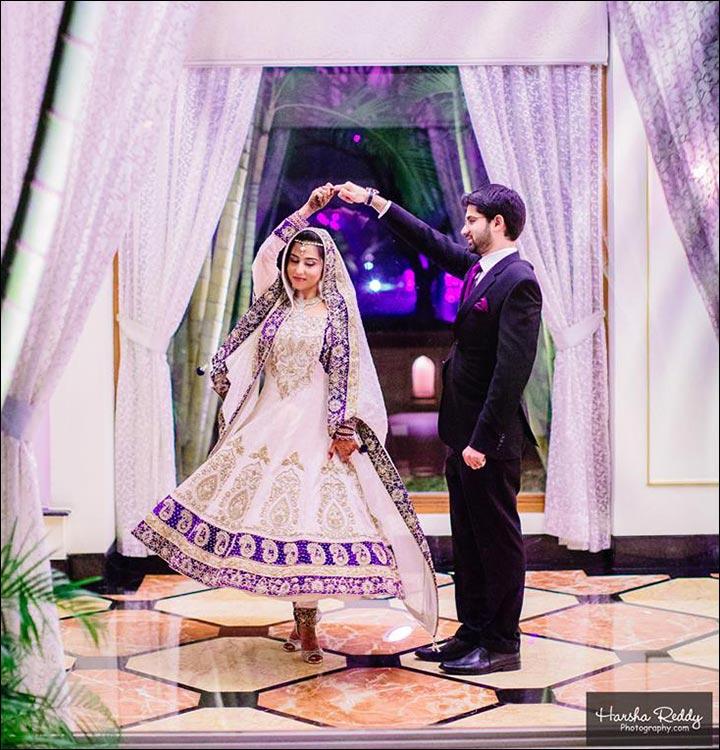 Wedding Couple Photography - Love Makes The World Go Around