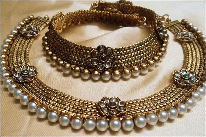 Payal-rajasthani Jewellery