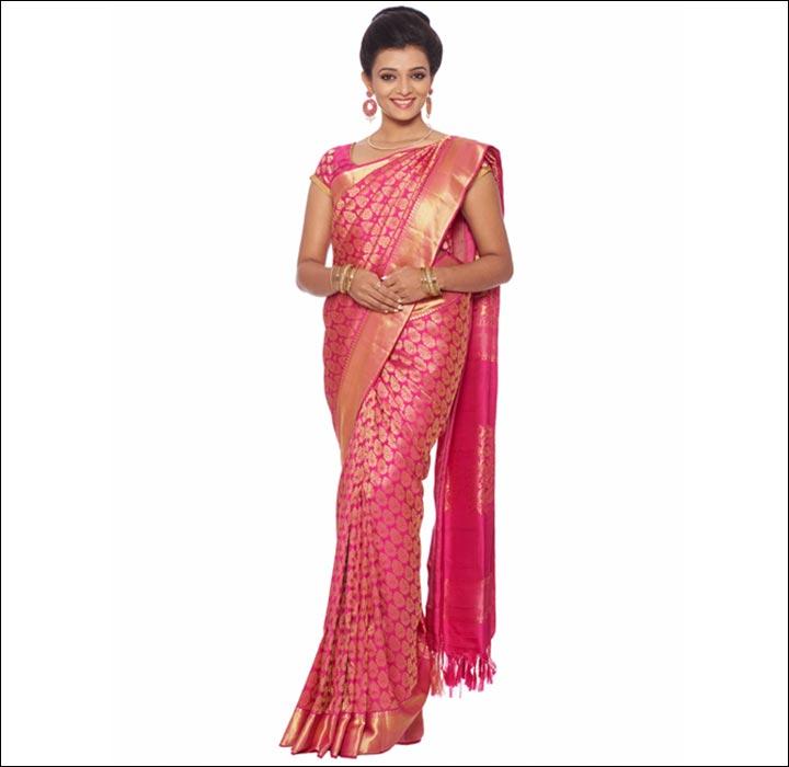 Jayalakshmi Wedding Saree Collections Tbrb Info