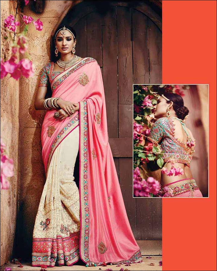 11 Elegant Punjabi Wedding Saree Ideals Trending This Year