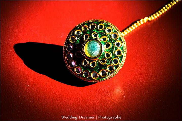 Rajasthani Bridal Jewellery - Rakhdi