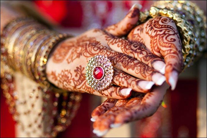 Bengali Bridal Jewellery - Ring