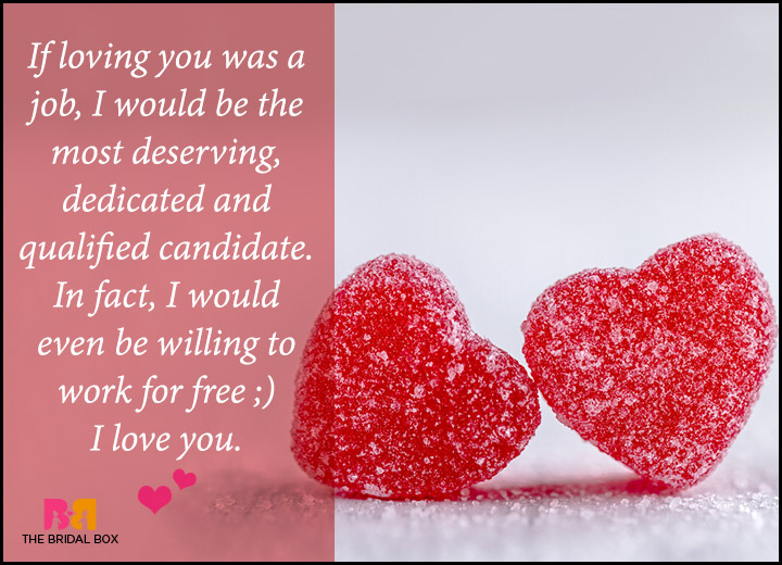 Romantic Love Text Messages For Him