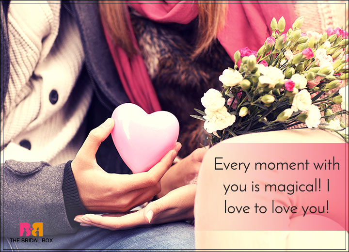Romantic Love SMS For Girlfriend - Every Moment