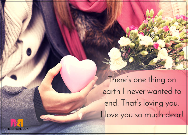 Romantic Love SMS For Girlfriend - No End