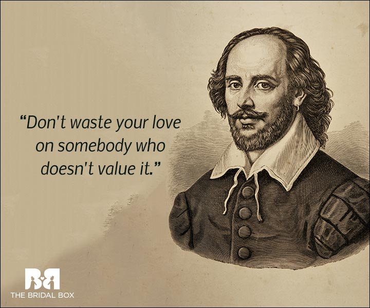 Shakespeare Love Quotes - 3