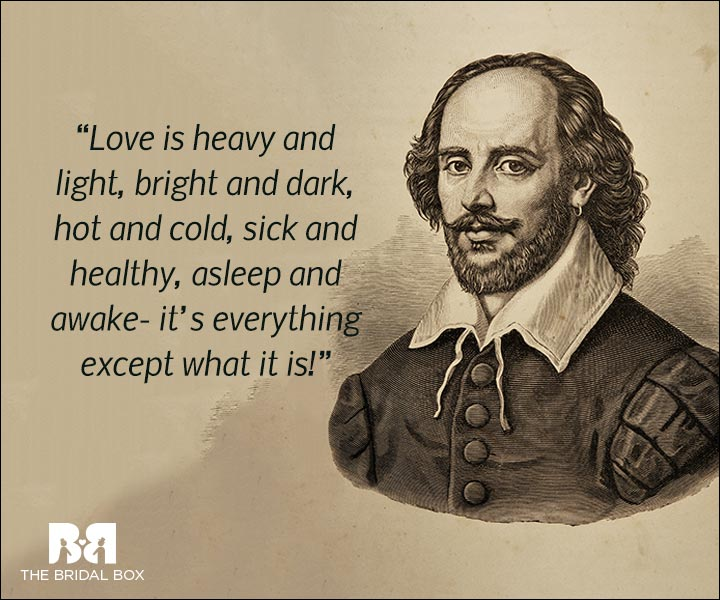 Shakespeare Quotes About Love Delectable Shakespeare Love Quotes 31 Of The Greatest Ever Quotes