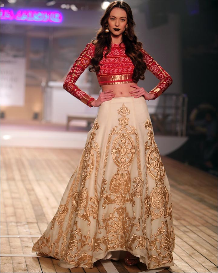 11 Designer Indian Wedding Dresses That Ll Make Your Jaw Drop