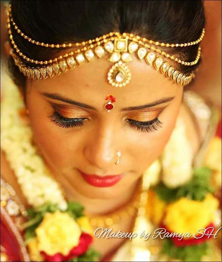 Bridal Makeup Looks - Sun Kissed Bronze