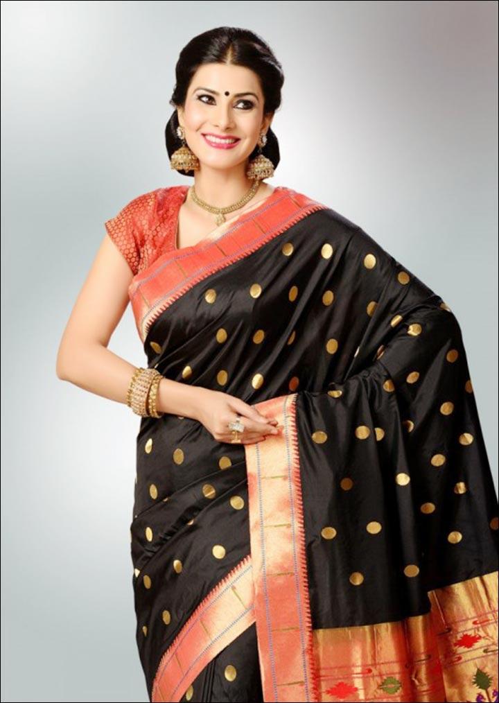 The-'In-Vogue'-Paithani-Silk-maharasthra-bridal-saress