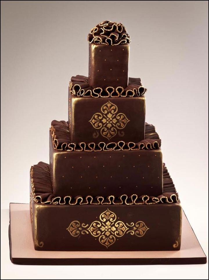 Lovely Chocolate Cake