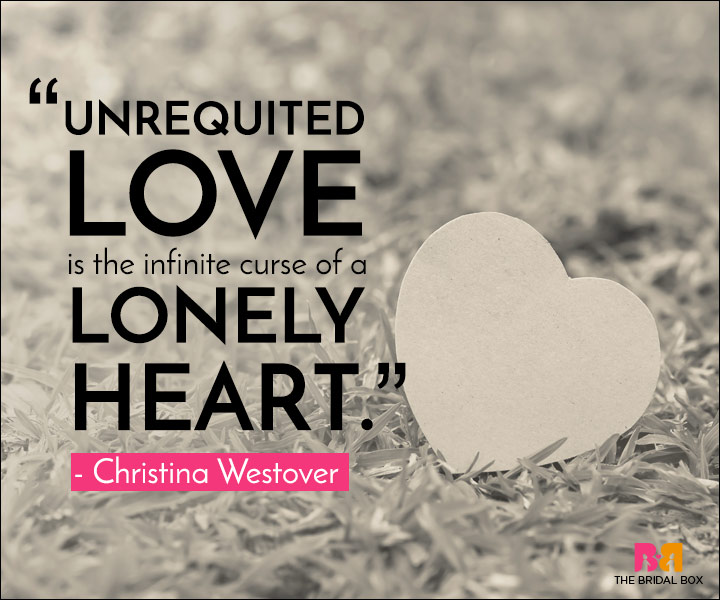 How to cope with unrequited love