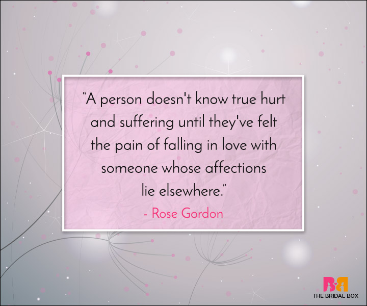 Best Unrequited Love Quotes Time To Heal