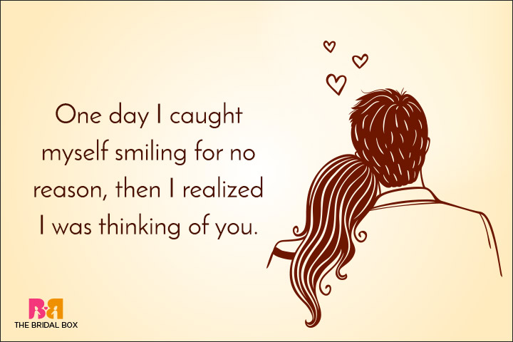 Relationship Quotes For Her - You Make Me Smile