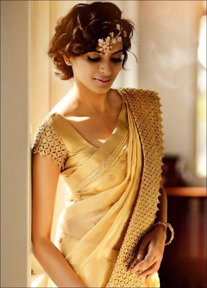 Blouse Designs For Silk Sarees: Top 21 Pattu Blouses!