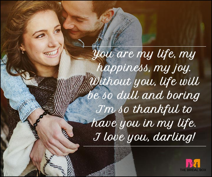 I Love You Sms - Darling