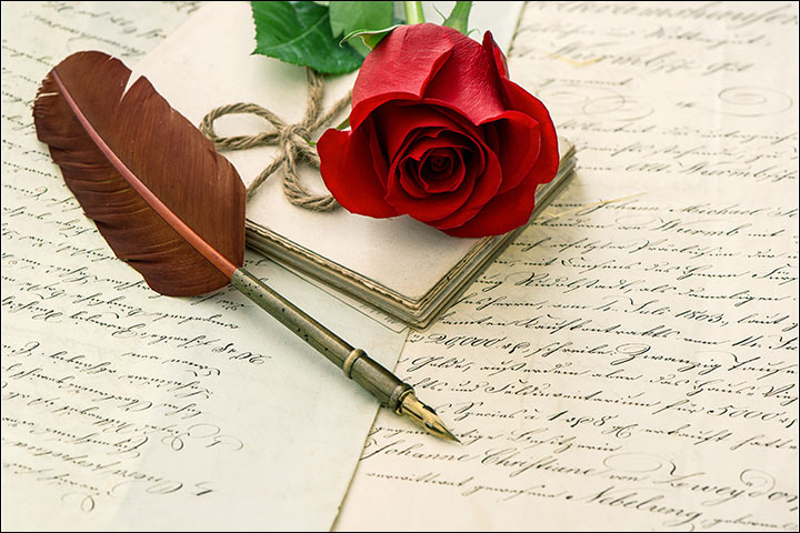 How To Write A Love Letter To Your Girlfriend - Include Something Light And Airy