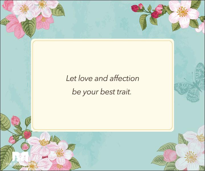 Unconditional Love Quotes - Your Best Trait