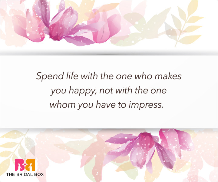 Unconditional Love Quotes - Who Makes You Happy?
