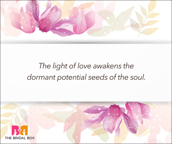 Unconditional Love Quotes - Love Awakens The Soul